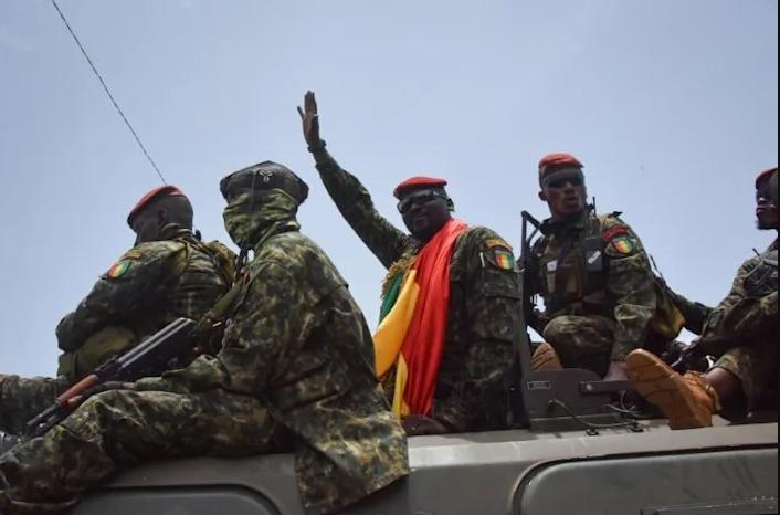 African Union suspends Guinea