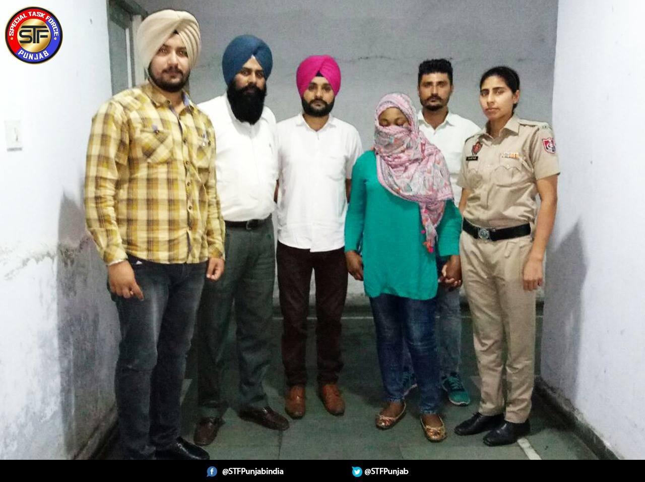 Inde: une Nigériane condamnée à une lourde peine de prison pour trafic de drogue