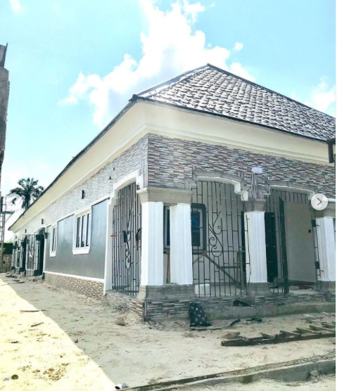 Instagram comedian Sirbalo Comedy builds an 8-bedroom apartment for his mother