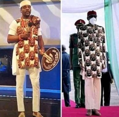 Make Ebuka your Special Adviser on Fashion - Reno Omokri tells President Buhari