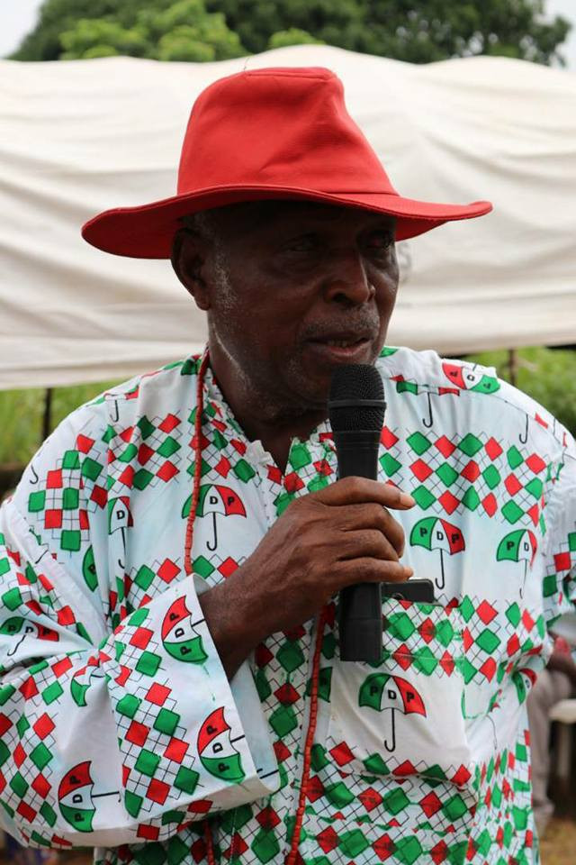 Gunmen kidnap Edo PDP chieftain, Pa Imasogie