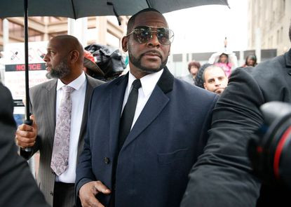 R. Kelly allegedly forced his girlfriends to watch him play basketball every night while forbidding them from looking at other players - Court hears