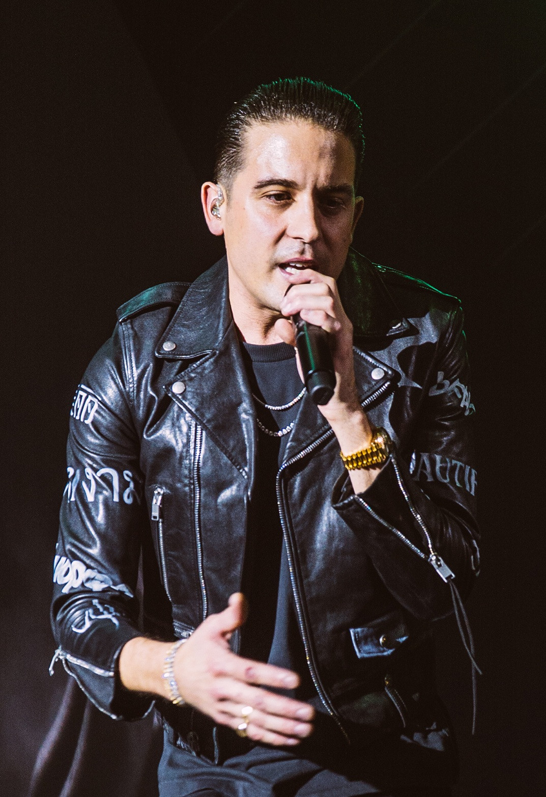 Rapper G-Eazy named as suspect on NYPD assault report