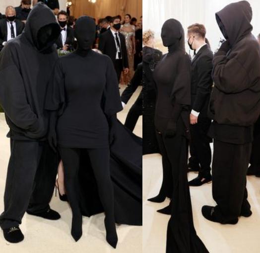 Kim Kardashian poses with