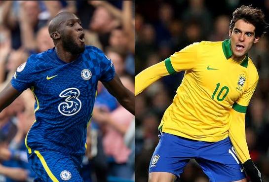 Romelu Lukaku is the No 1 striker in the world - Brazil legend, Kaka says