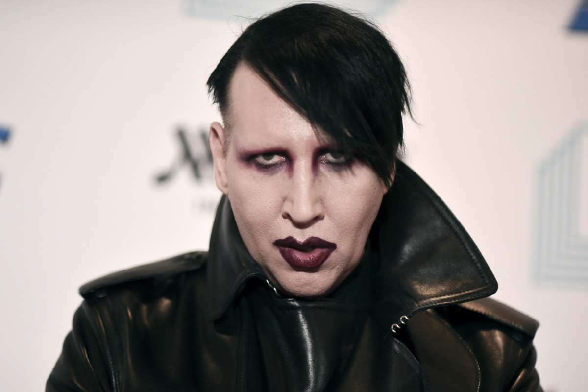 Singer, Marilyn Manson