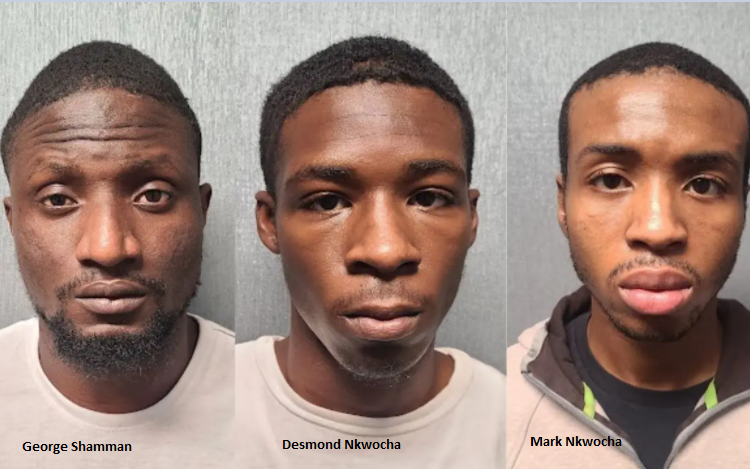 Two Nigerian men, one other, arrested in killing of 8-year-old boy in the US