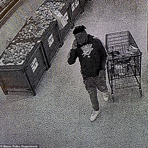 Man poops in supermarket freezer and woman touches it when reaching into the freezer for pizza rolls