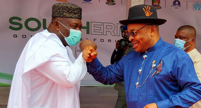 Southern Governors meet in Enugu