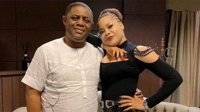 A good name is better than riches, a thief is never ashamed - Precious Chikwendu drops shade post after estranged husband, FFK joined APC