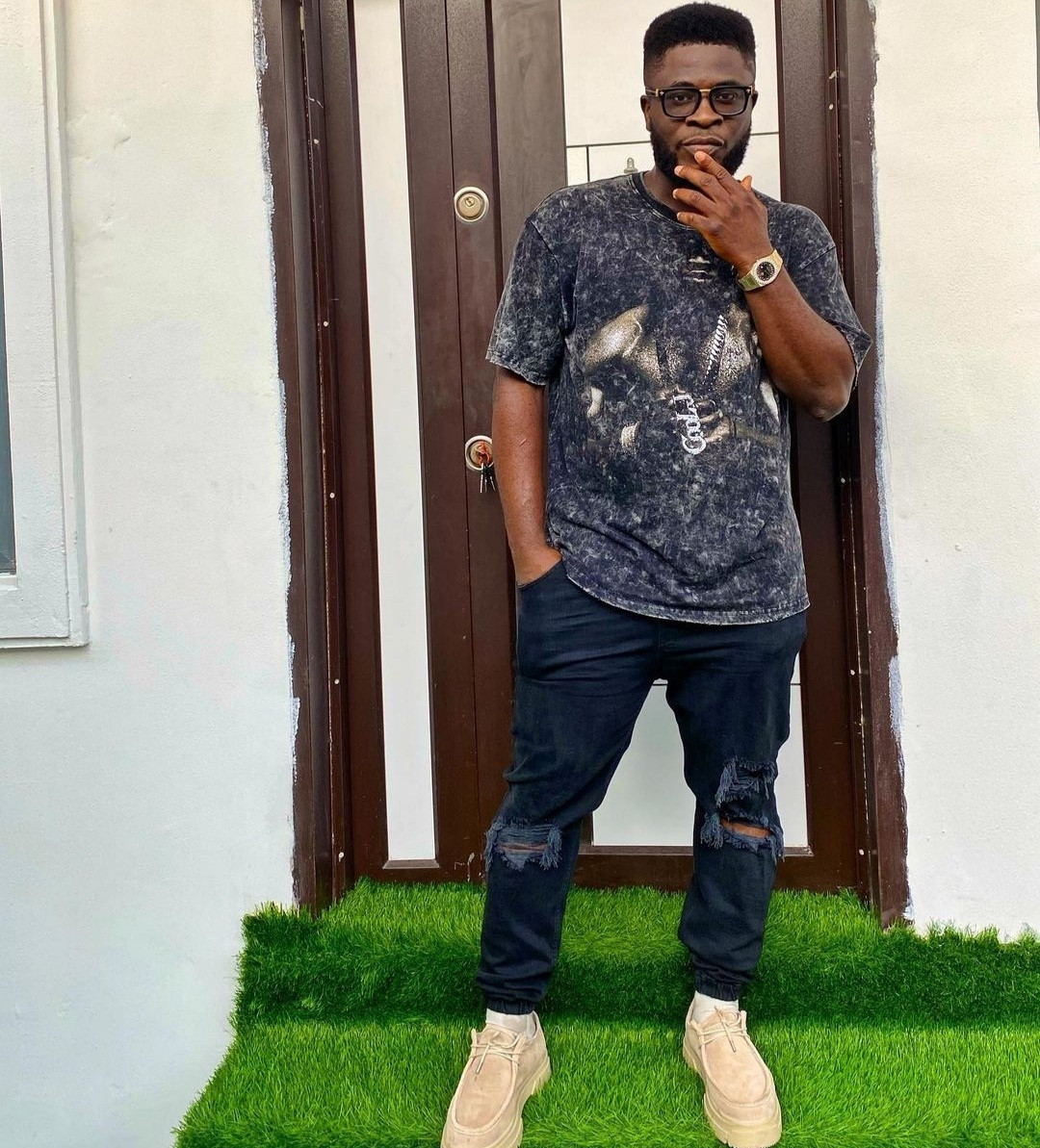 Comedian Craze Clown narrates incident that made him decide against taking his daughter to a Lekki hospital