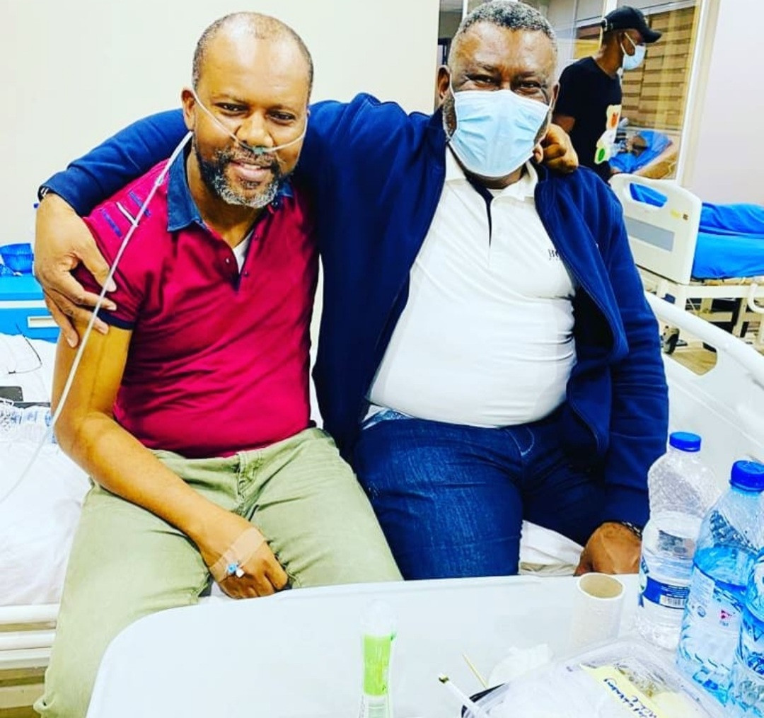 """""""The facility where I was treated for Covid-19 charges 350K per day"""" Pete Edochie"""