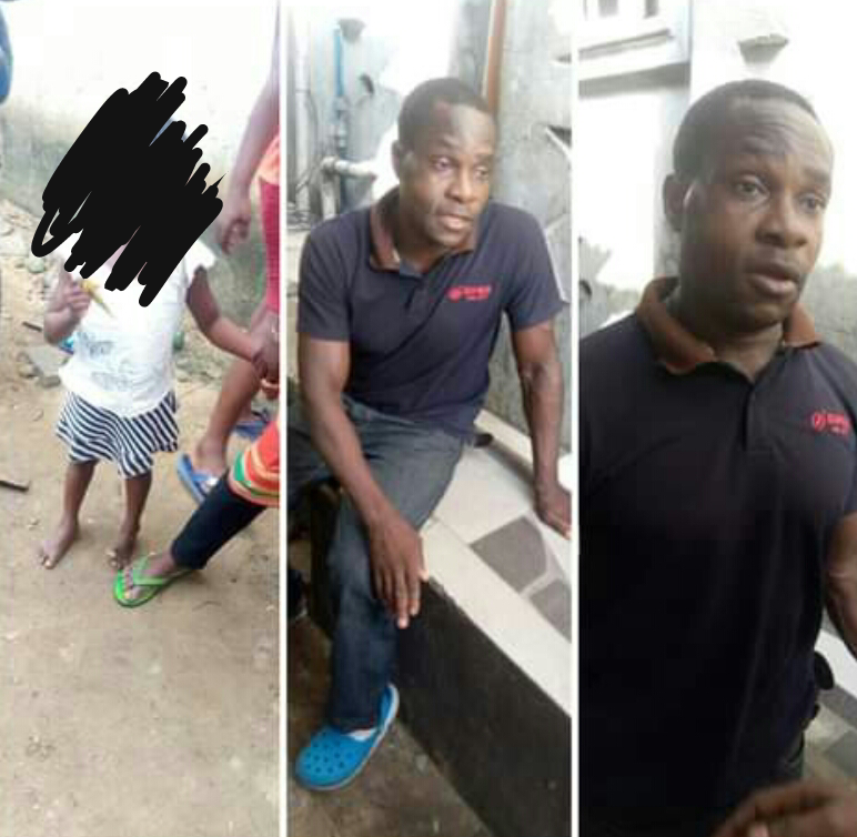 Middle-aged man arrested for allegedly sexually abusing his neighbour