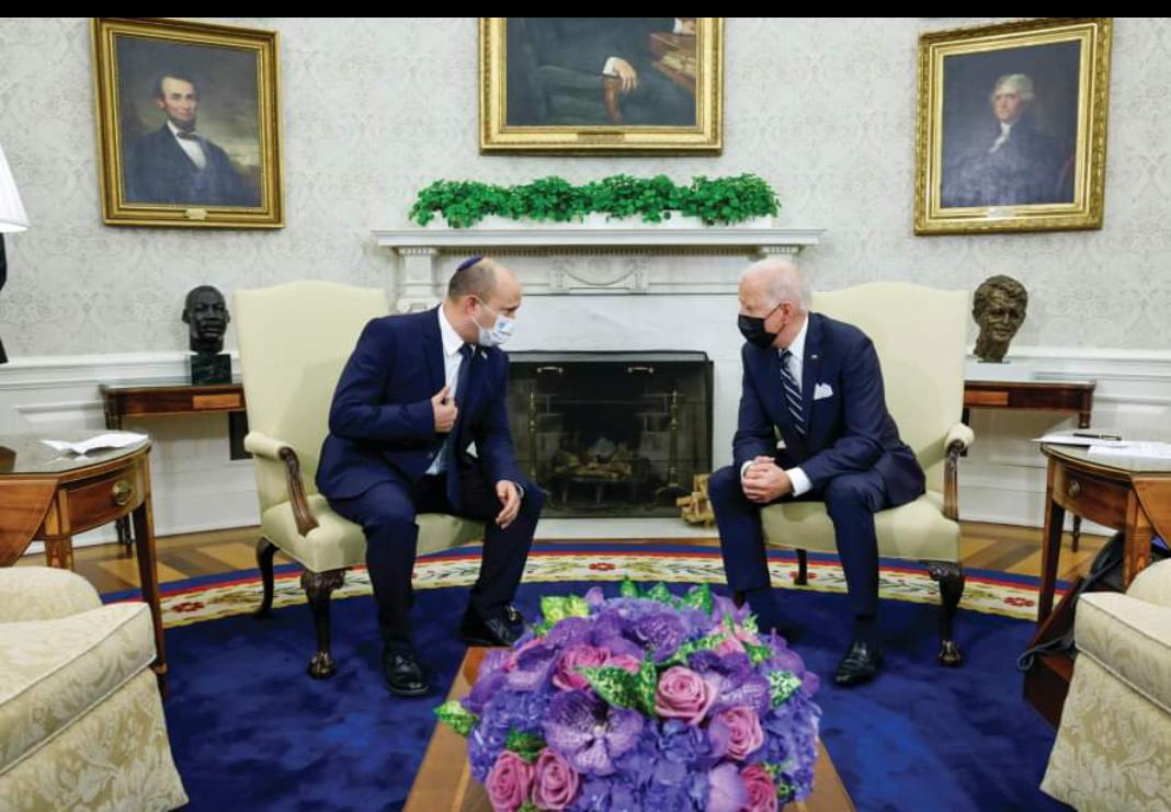 L'ancien Premier ministre israélien Benjamin Netanyahu se moque de Joe Biden sur Facebook en direct-VIDEO