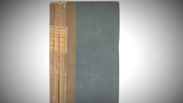 First edition copy of classic Novel