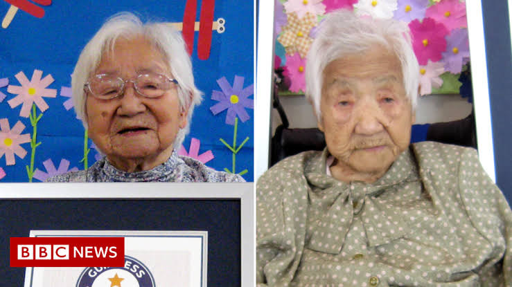 Guinness World Records certifies Japanese sisters as world's oldest identical twins at 107 years (photos)