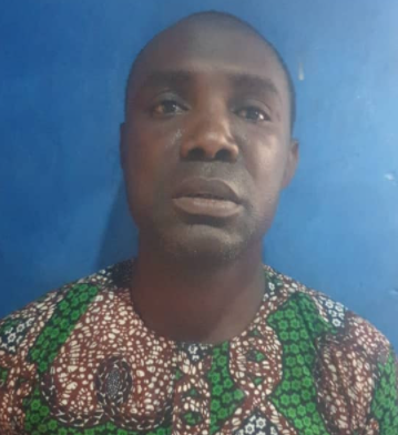 Man, 39, arrested for allegedly defiling his 5 year old stepdaughter