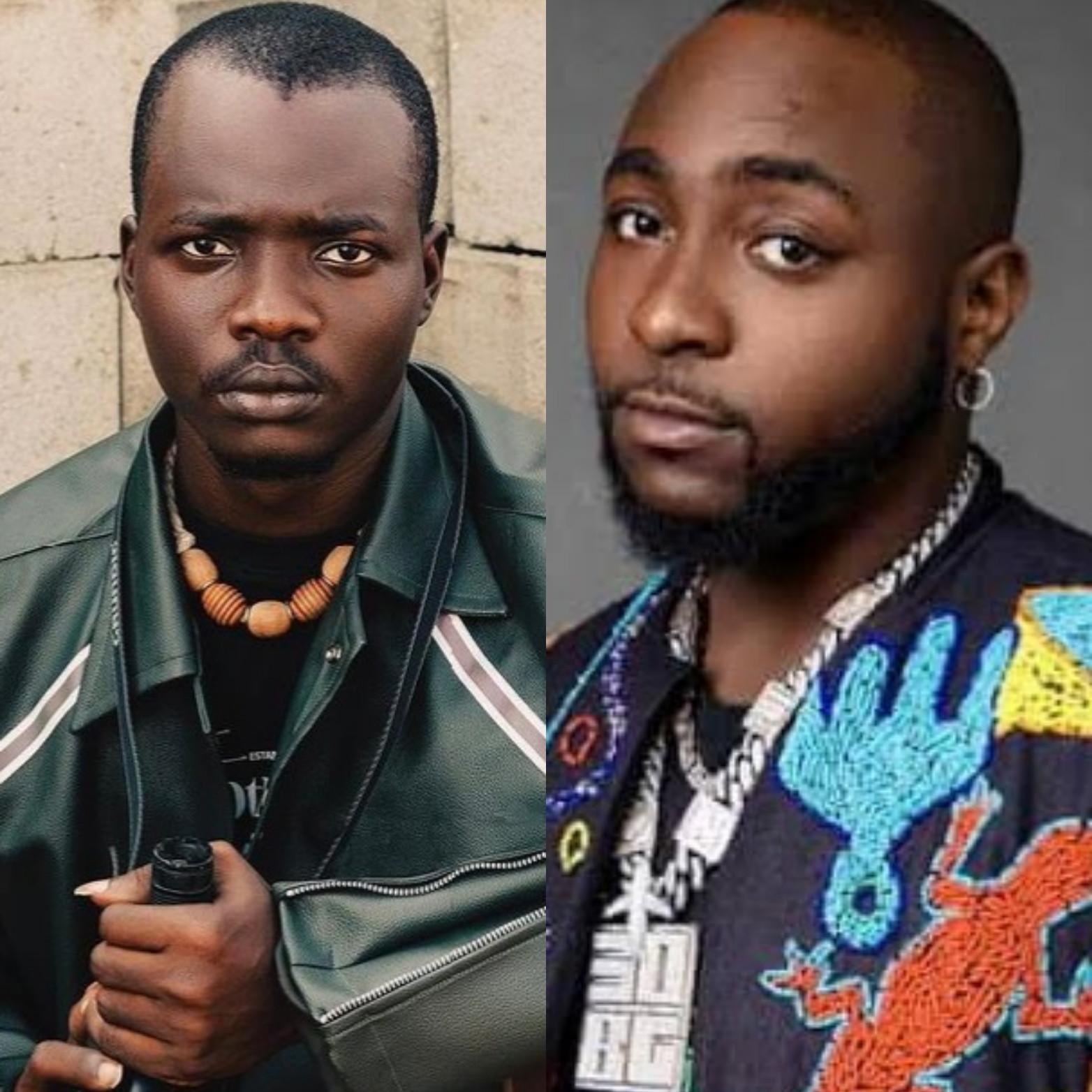 Nigerians express shock as Davido's official photographer, Fortunate Umunname, aka Fortune Shotz, dies
