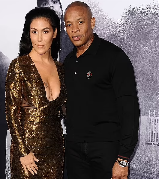Dr. Dre ordered to pay .5M to estranged wife Nicole Young in legal fees