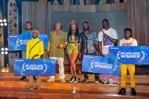 Tecno Camission Season 2 Winners Rewarded With One Million Naira Each