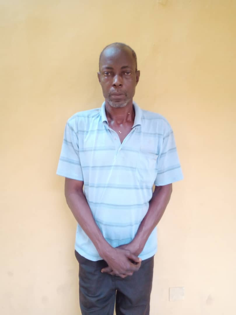 52-year-old man arrested for allegedly impregnating and procuring abortions for his 16-year-old niece
