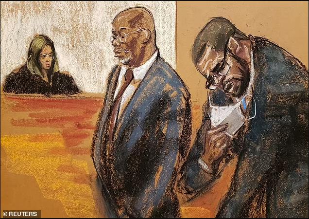 Singer R Kelly refuses?to testify in?sex trafficking trial?