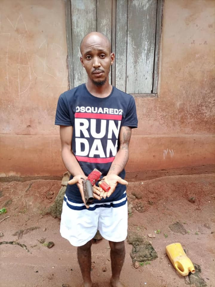 Suspected armed robber killed, three suspects arrested as police foil cult initiation in Delta