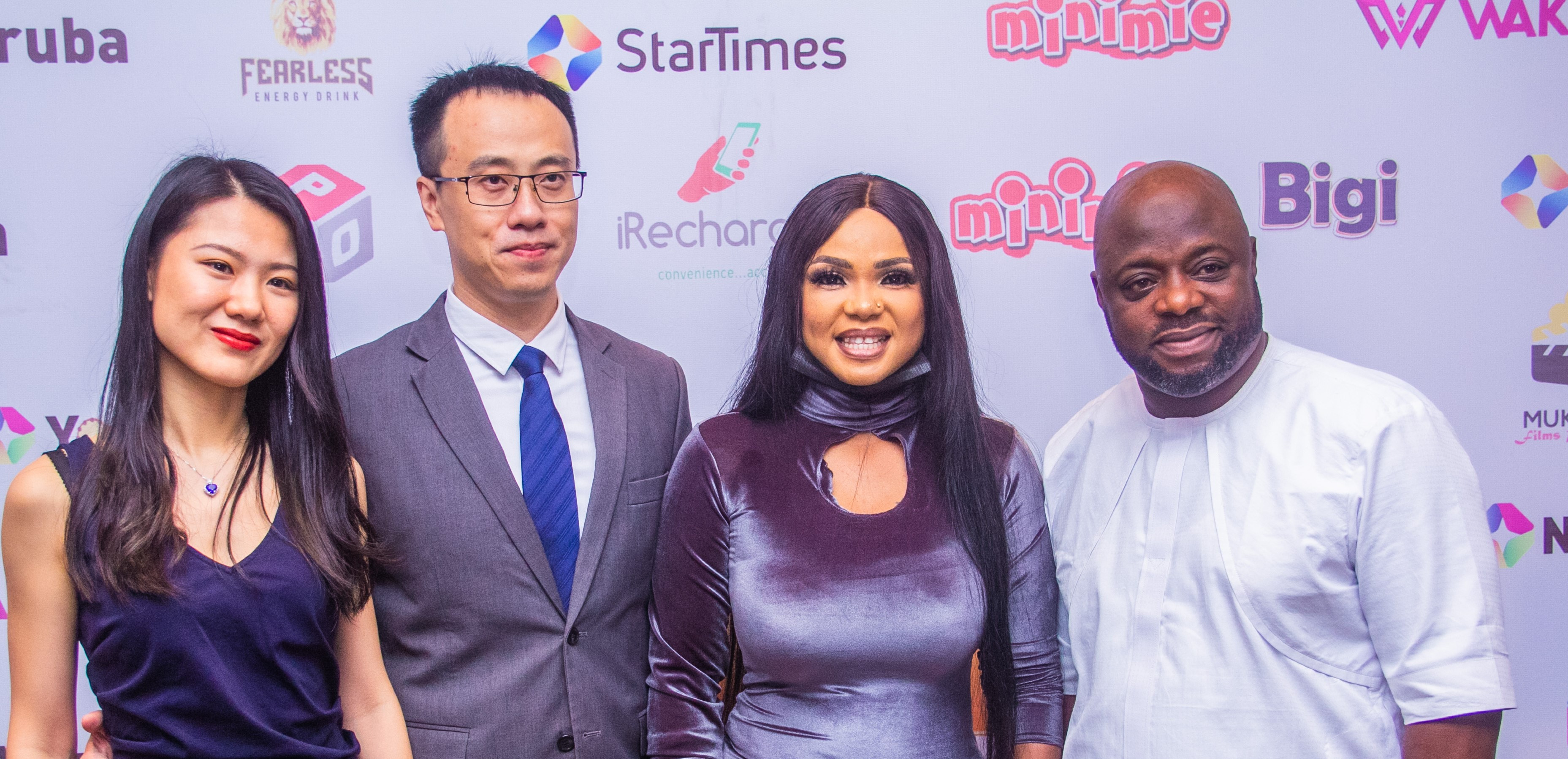 Top Nollywood Stars, StarTimes Team-up to Adapt