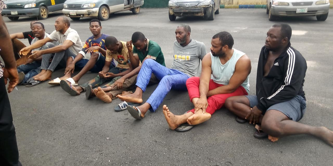 We demanded $200,000 ransom for our victims - Suspected kidnapper arrested in Imo reveals