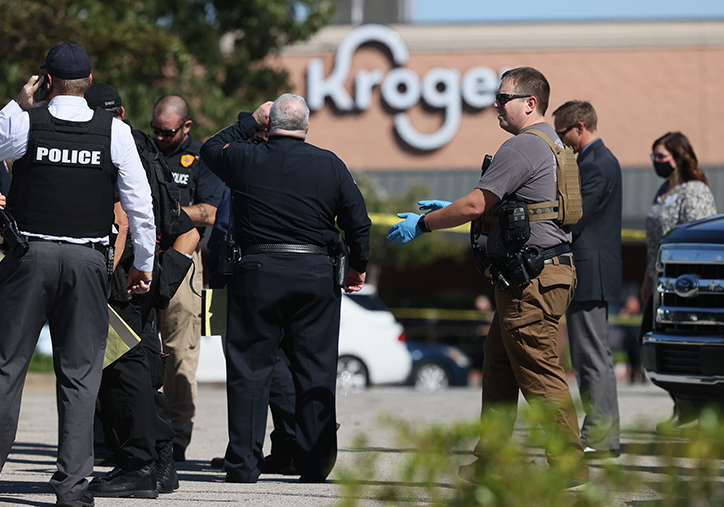 1 dead, multiple people injured in mass shooting at supermarket in Memphis