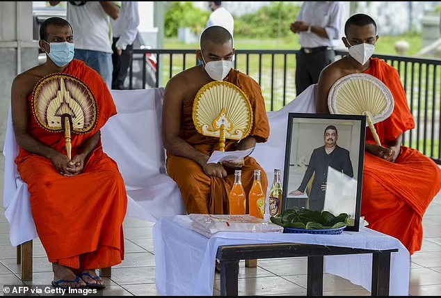Sri Lankan shaman who claimed he could end the country