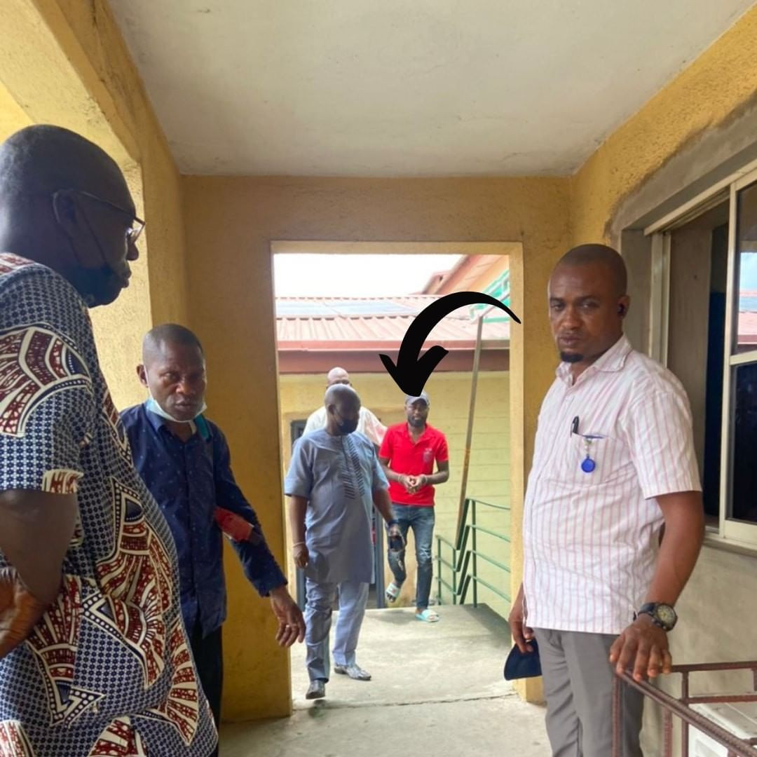 Dismissed policeman who allegedly killed young lady in Ijeshatedo arraigned in court (photos)