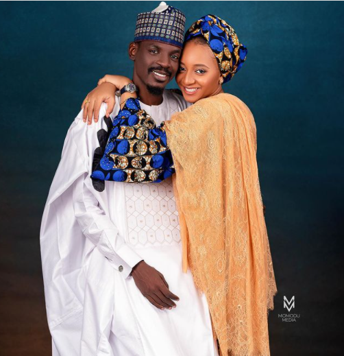 Presidential aide, Bashir Ahmad and wife celebrate first wedding anniversary