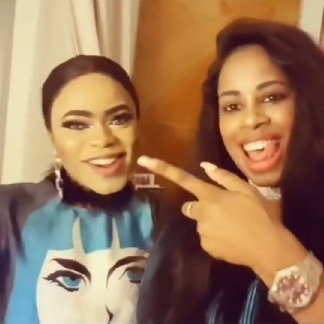 Bobrisky caught in a lie as old video shows he has actually met Daffy Blanco despite his denial