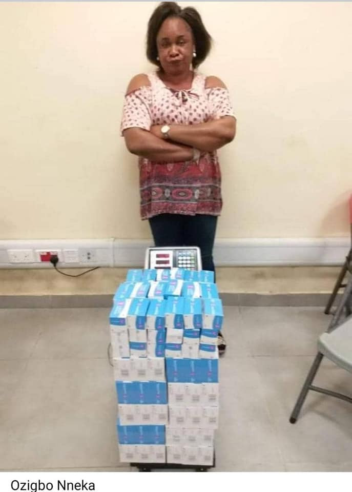 Two female poly students, widow, others arrested as NDLEA seizes drugs in Abuja hotel, Lagos airport, Edo and Kaduna raids