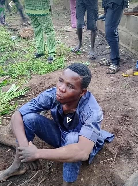 Suspected ritualist kill 9-year-old girl in Kwara, buries her body with N1000 note (photos/video)
