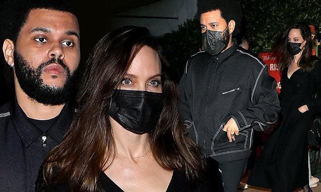 Angelina Jolie en couple avec ce célèbre chanteur canadien ? PHOTOS