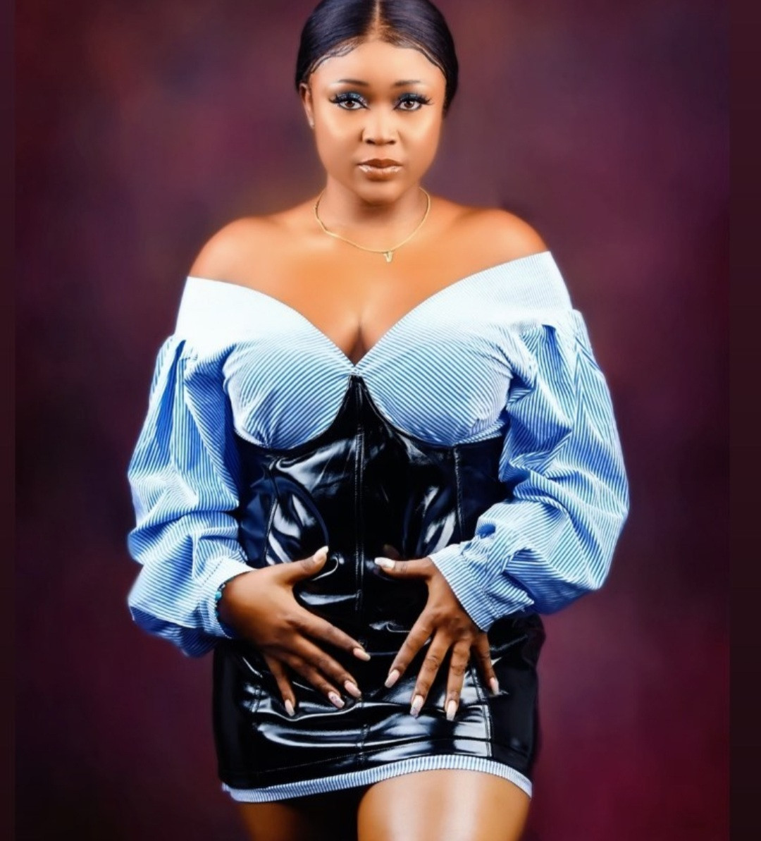 Actress Iheme Nancy confesses to engaging in a threesome and reveals she can