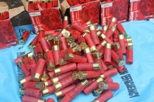 Customs intercepts 751 live cartridges concealed in sacks of garri