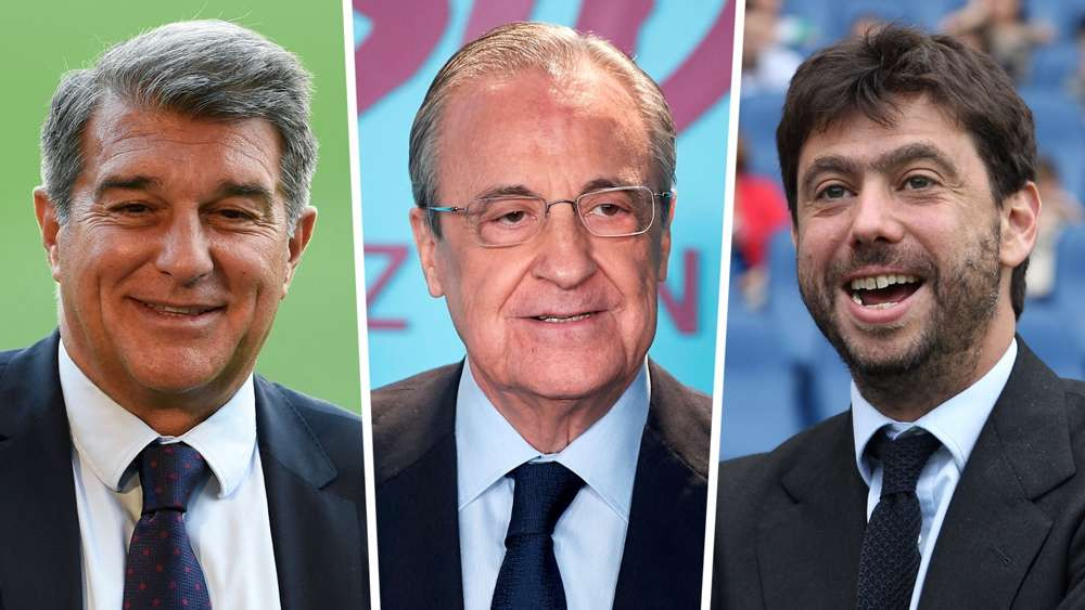 UEFA drops lawsuits against Barcelona, Juventus and Real Madrid over failed European Super League