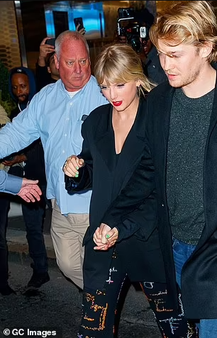 Taylor Swift gave up her personal bodyguard to protect Prince Harry and Meghan Markle during their New York tour