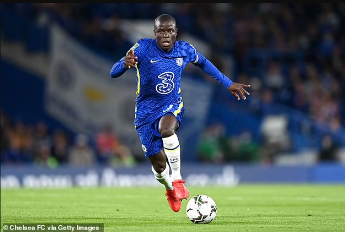 N'Golo Kante to 'miss Chelsea's crunch Champions League clash with Juventus' because of illness