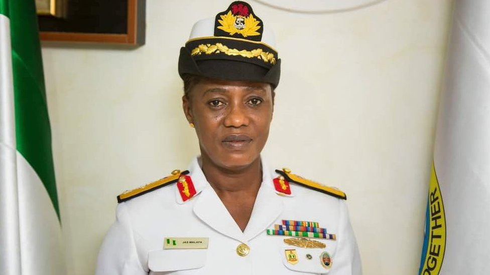 Nigerian Navy distances itself from Senior Officer who accused Chadian soldiers of selling their guns when broke