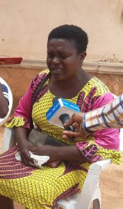Grieving mother of Nigerian woman murdered by her Italian husband debunks claim she came home to marry another man