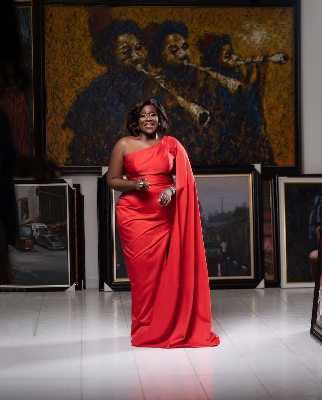Joke Silva celebrates 60th birthday and 40th anniversary of being in the movie industry