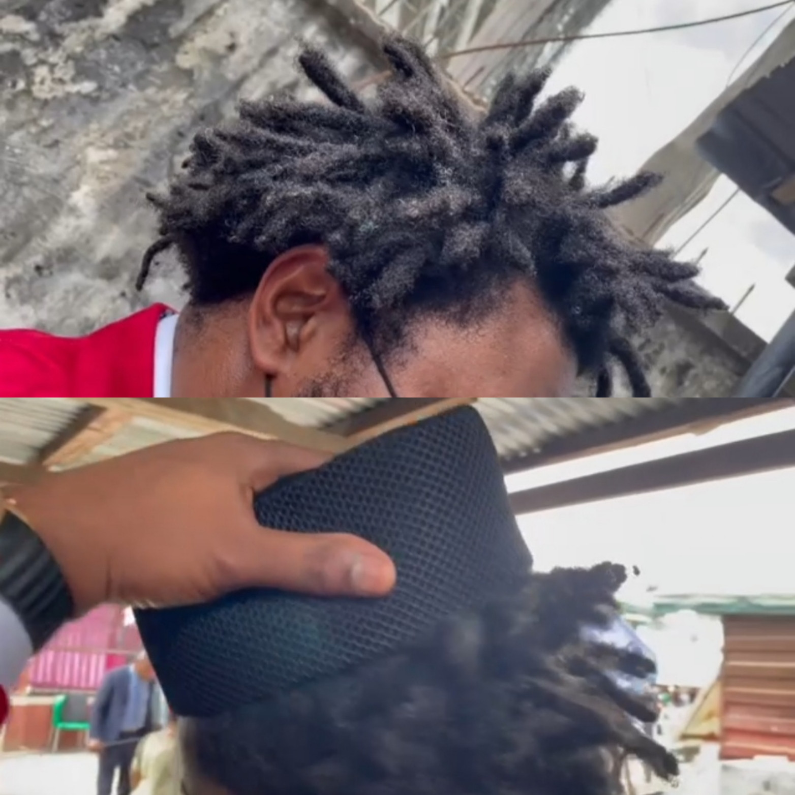 Marriage registrar at Ikoyi registry refuses to wed couple because of groom's dreadlocks (video)