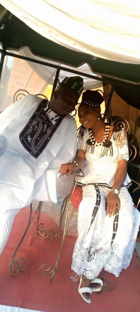 """""""I thought I will never find happiness again"""" - Former Benue livestock guard who survived brutal herdsmen attack writes as he weds"""