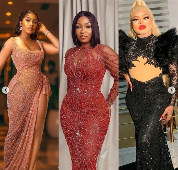 Photos and videos from Mercy Eke's 28th birthday party