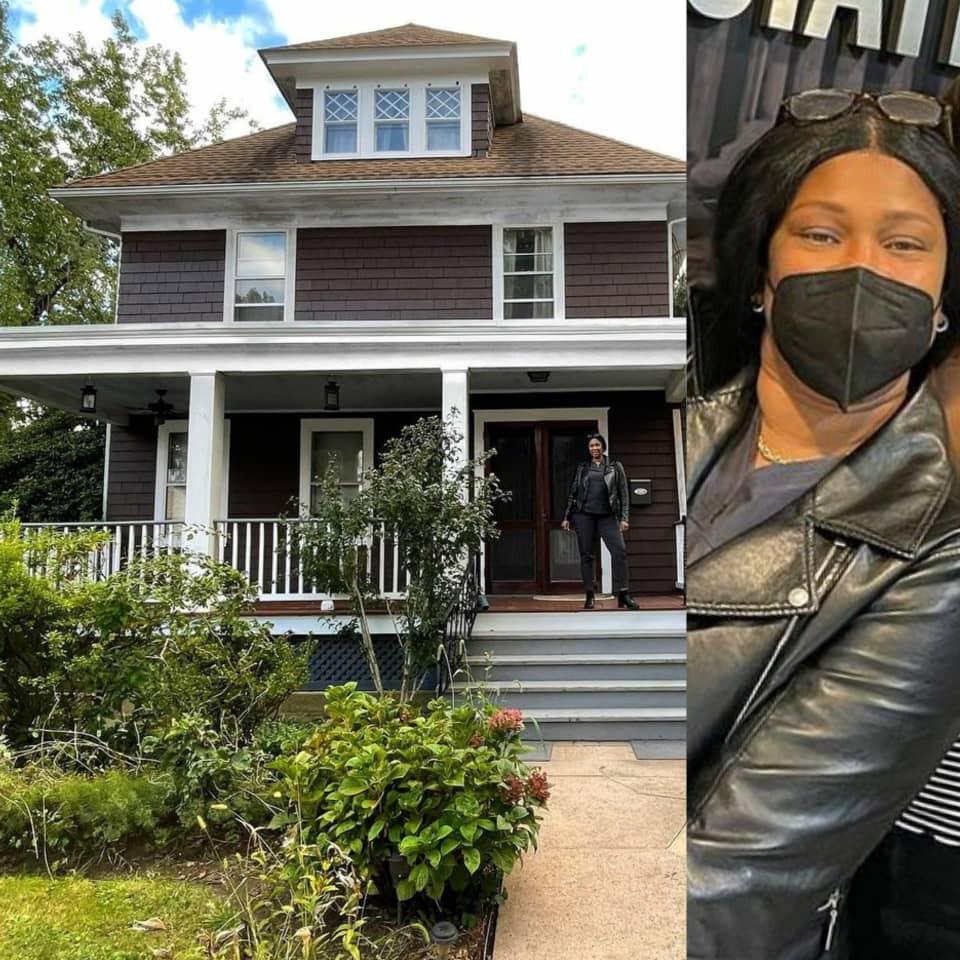 Actress/Nurse, Regina Askia, acquires home in the US (photos)