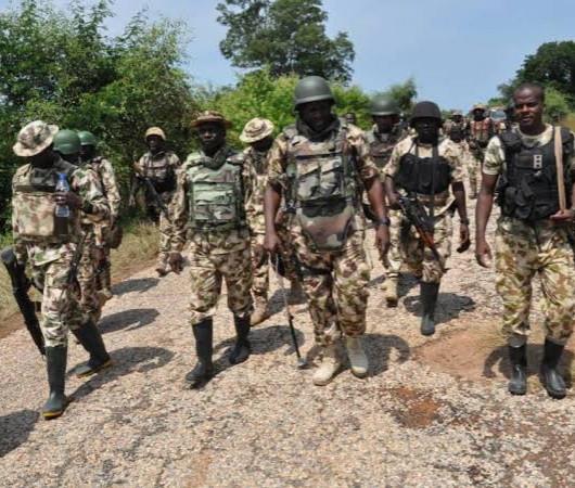 Nigerian troops neutralise 85 terrorists